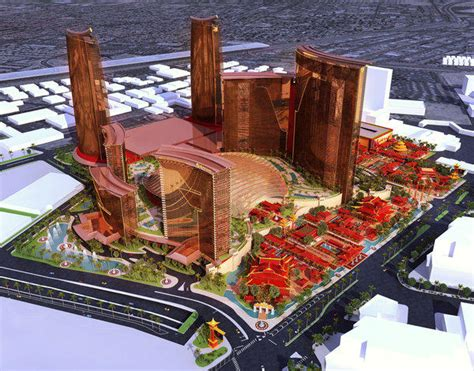 Oriental Themed Hotel Vegas | las vegas asian influenced mega resort to open in 2016