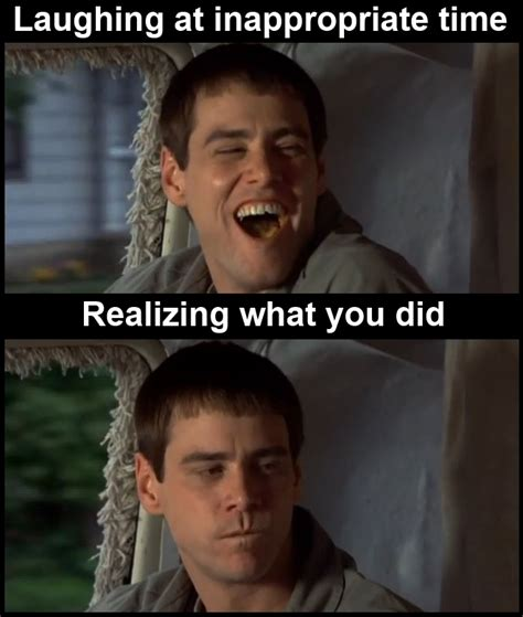 Dumb And Dumber Memes - jim carey dumb and dumber laugh meme you laughed