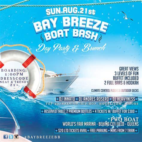 party boat queens ny aug 21 sunday latin boat brunch queens ny tickeri