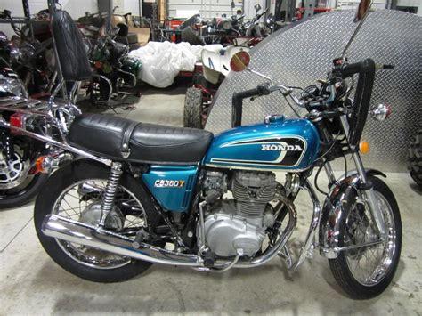 1975 honda cb360t honda cb360 motorcycles for sale