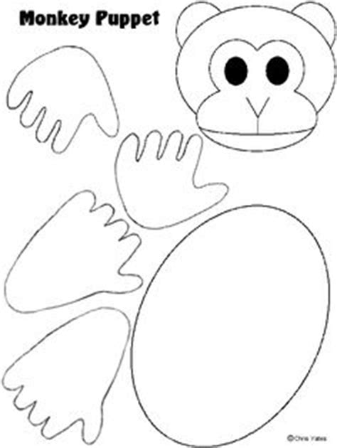 printable zoo animal finger puppets 1000 images about curious george on pinterest curious