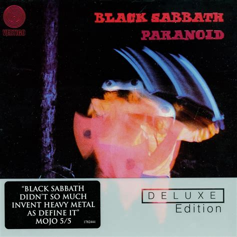 Is Paranoid Cheap by Paranoid Deluxe Edition Black Sabbath Ozzy Osbourne