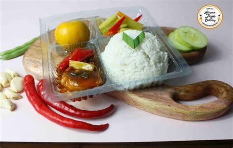 tips membuka usaha catering  menerima pesanan nasi kotak