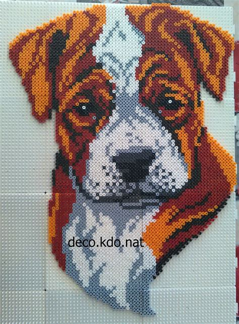 dog pattern vans 1000 images about perler beads animals on pinterest