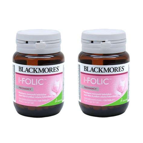 Suplemen Yodium jual blackmores i folic multivitamin suplemen