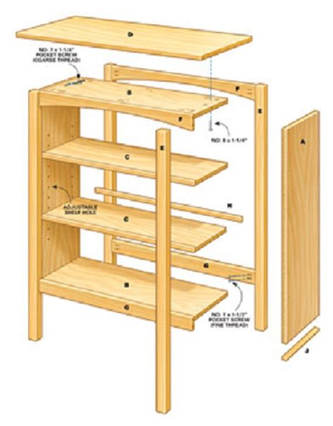 how to build your own bookcase schutte lumber