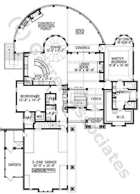 western floor plans western ranch hacienda home plans ranch free download home