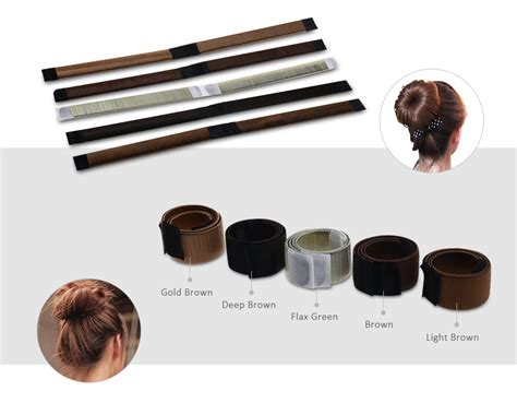 Bun Hairstyles Tools by Dropship Hair Bun Hairstyle Tool For