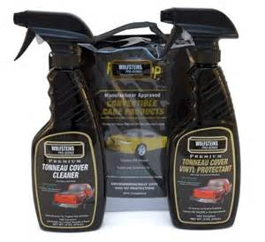 Cleaners For Tonneau Covers How To Properly Clean Protect A Tonneau Cover