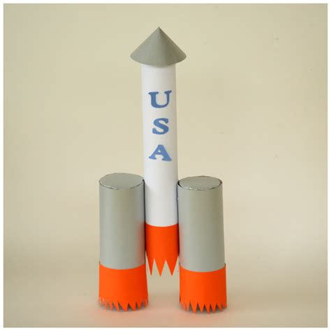 How To Make A Rocket Ship With Paper - 6 earth day crafts from recycled materials 183 kix cereal