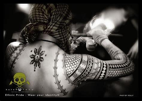 kalinga tattoo pain philippines kalinga traditional way of tattooing ethnic