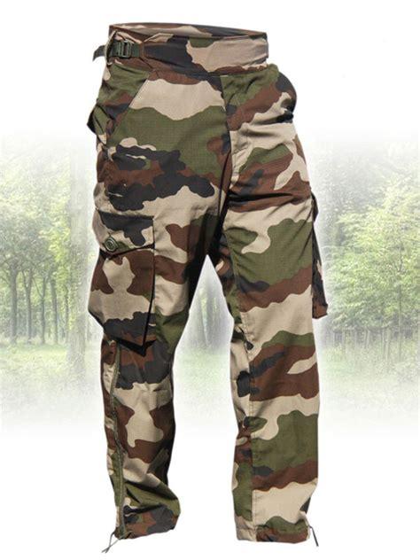 Treilli Militaire Femme by Pantalon Treillis Militaire Pas Cher