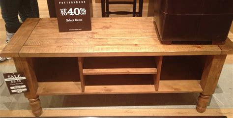 pottery barn s winter floor model sale driven by decor