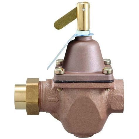 water pressure regulator sioux chief mini rester 3 4 in x 3 4 in fht x mht washing machine arrester hd660 h the home