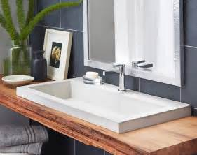 floating bathroom sink choosing a bathroom sinks for small space