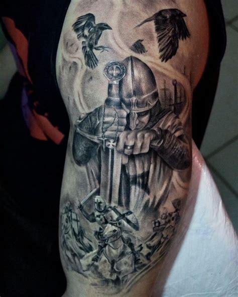 templar tattoo designs templar by pedromullertattoo tattoos