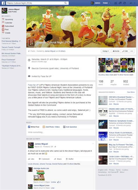 design facebook event page how to make the best facebook event content promotion