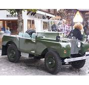 Land Rover Series I 88 20 Petrol  Picture Gallery