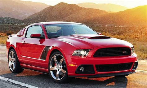 Roush Mustang Giveaway - 2013 roush phase 3 mustang