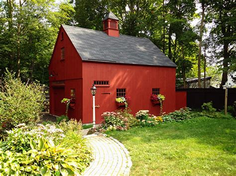 Small Cabin Kits Massachusetts Country Barn Building Services New Style Shed