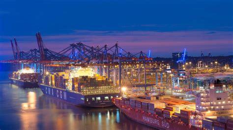 Hängestuhl Hamburg by So Gr 252 N Wird Der Hamburger Hafen In Zukunft Hafen