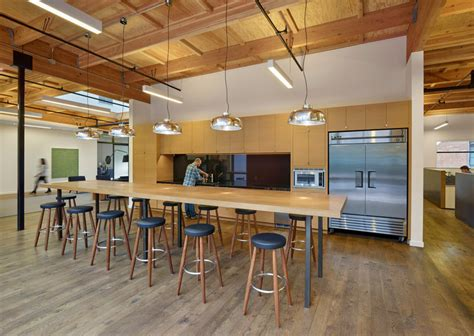 Kitchen In Office Building Office Building Transformation Studio Vara Archdaily