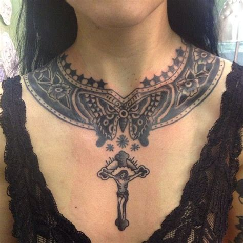 tribal collar bone tattoos 53 best images about traditional on