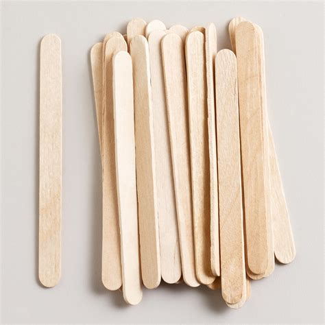with popsicle sticks popsicle sticks 50 count world market