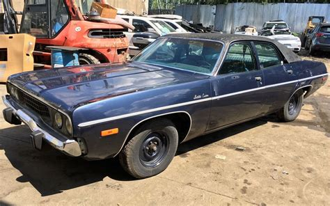 plymouth satellite 1973 4 doors ain t worth nothing 1973 plymouth satellite