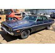 4 Doors Aint Worth Nothing 1973 Plymouth Satellite
