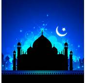 Mosque Night Backgrounds Vector 01  Background Free Download