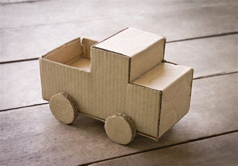 cardboard craft projects cardboard box projects for popsugar
