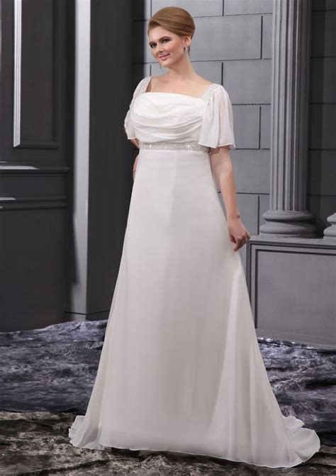 Plus Size Wedding Dresses With Sleeves by Plus Size Wedding Dresses With Sleeves Dressed Up