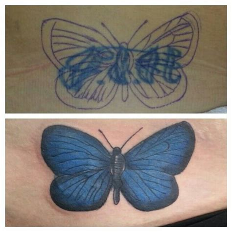 tattoo nightmares butterfly cover up butterfly cover up tattoo i did follow me instagram