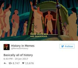 Funny History Memes - 50 hilarious and educational history memes that should be