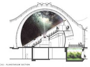 California Academy Of Sciences Floor Plan by New Sustainable California Academy Of Sciences San