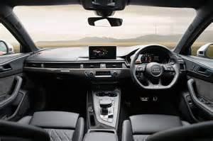 Audi S4 Interior 2017 Audi S4 Now On Sale In Australia From 99 900