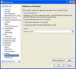 How To Configure Lotus Mail Ibm Lotus Notes V8