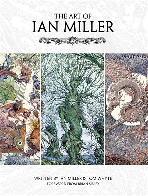 the art of ian interview with british illustrator ian miller friday illustrated