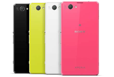 Sony Xperia Z1 Compact a leger蜻sebb kompakt mobil sony xperia z1 compact