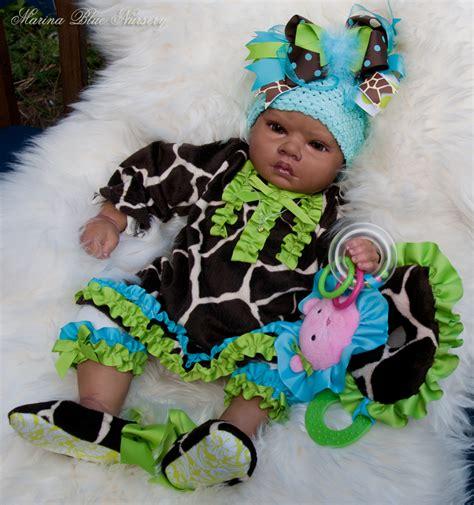 Eline Dress El2640 Blue reborn baby prototype eline by els oostema iiora etc ebay