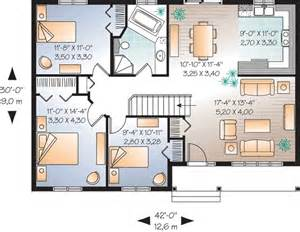 3 bedroom ranch home plan 21605dr 2nd floor master ranch style house plans 2322 square foot home 1 story