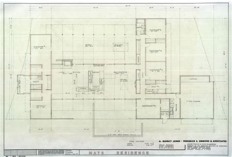 Eichler Floor Plans fielder s choice page 3 eichler network
