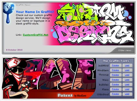 awasome graffiti graffiti creator
