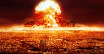 nuclear bomb occidental dissent