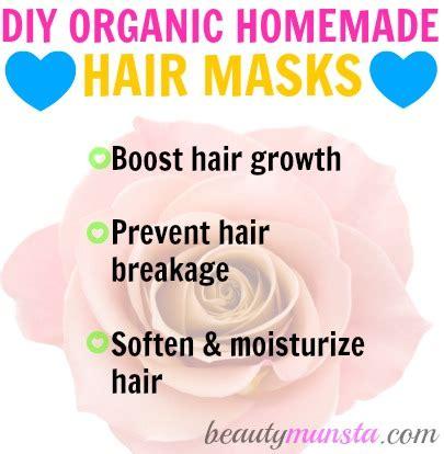 diy organic mask diy organic and hair mask recipes beautymunsta