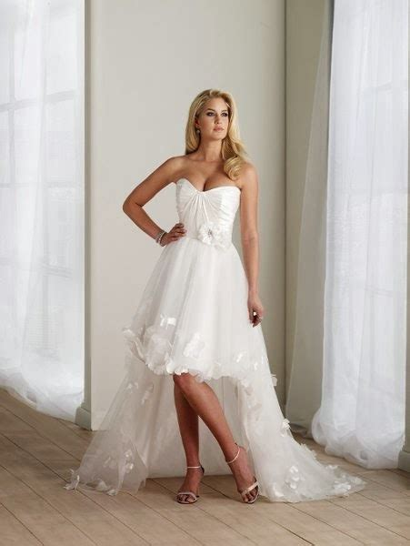 vestidos cortos para boda 2013 hermosos vestidos de novia cortos para boda civil