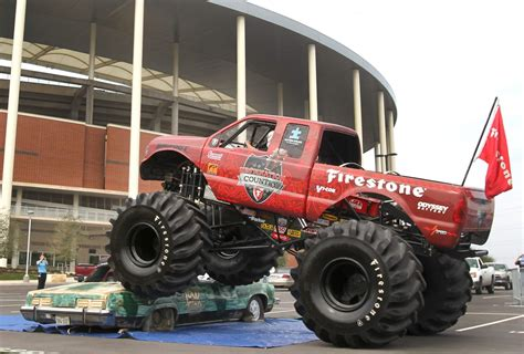 bigfoot 2 monster truck mclane stadium to host monster truck event with bigfoot
