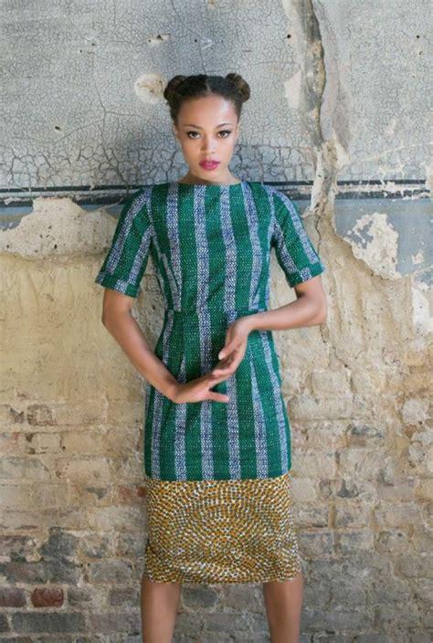 Modele De Robe Africaine En Pagne