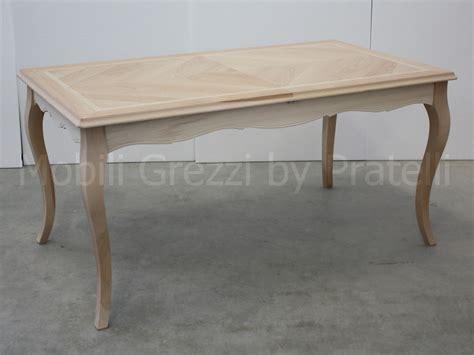 tavolo grezzo tavoli grezzi tavolo provenzale grezzo con gambe bombate